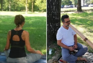 Yoga all'aperto – Le domeniche estive